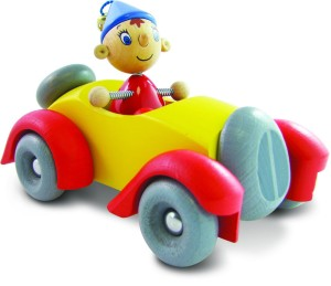 There is more chance of Noddy running you over